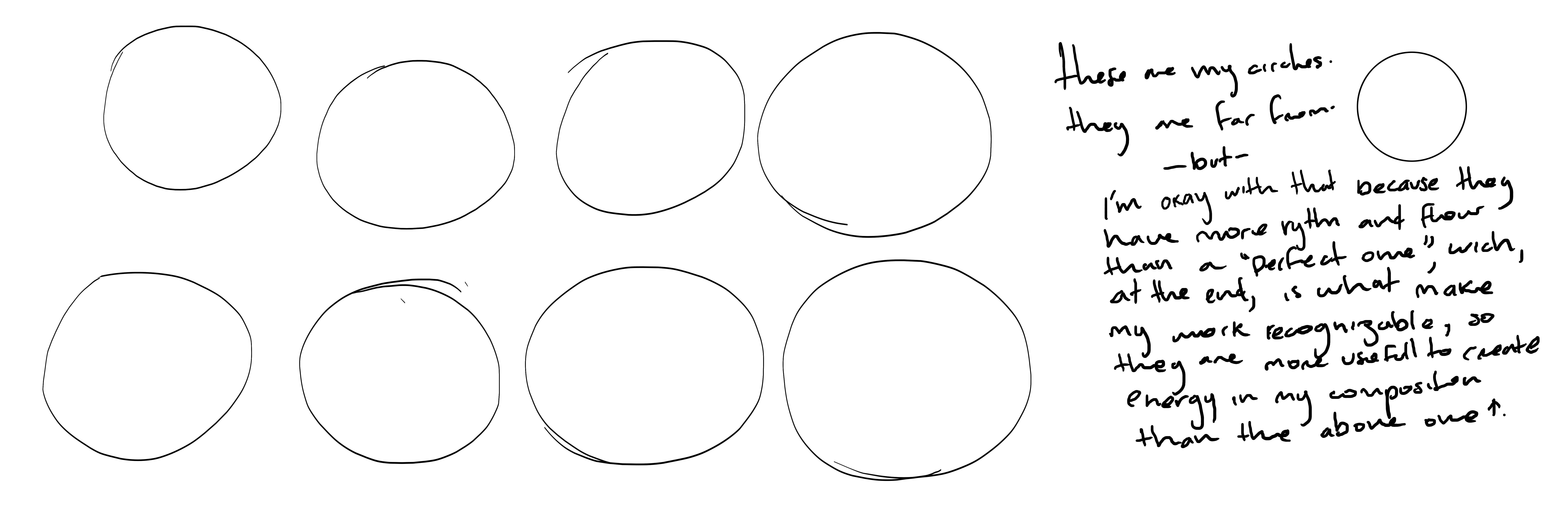 Tips on drawing a circle? - General - Forums - Cubebrush
